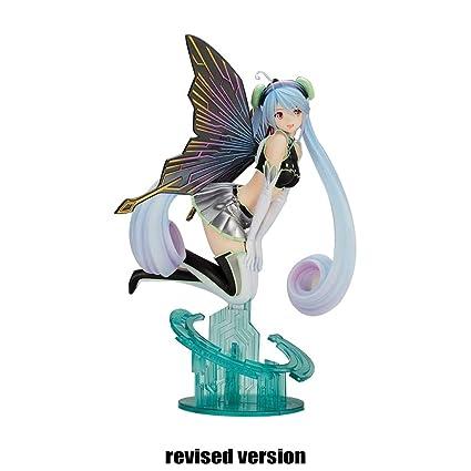 Amazon.com: Luoyongyou - Estatua de hada para ordenador ...