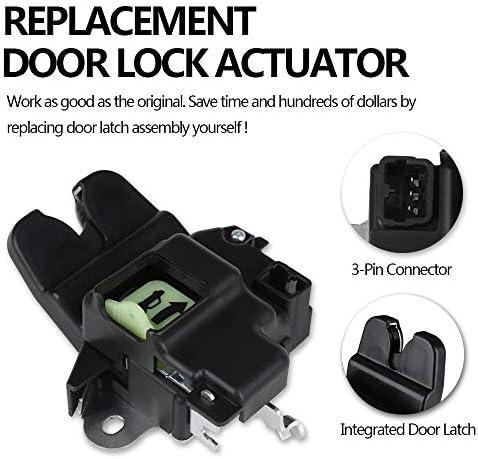 millenniumpaintingfl.com 81230-1W010 Tailgate Latch Lock Actuator ...