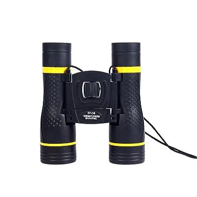 MIAO Outdoor 37 * 56 Adultes / Enfants Jumelles de vision nocturne haute puissance Shimmer HD