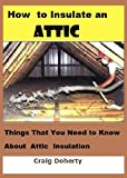 How to Insulate an Attic - Things That You Need to Know About Attic Insulation
