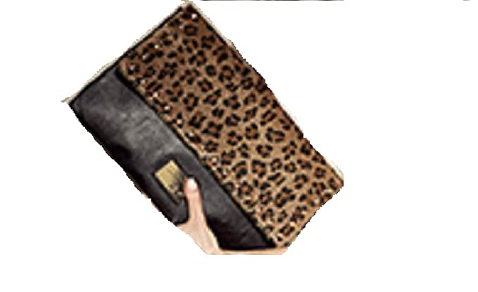 125df35aee31 Lipsy Leopard Clutch Bag- exclusive design for Avon  Amazon.co.uk  Clothing