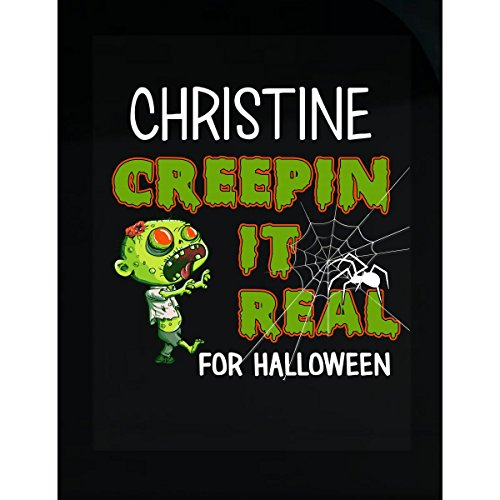 Christine Creepin It Real Funny Halloween Costume Gift - (Christine Halloween Costume)