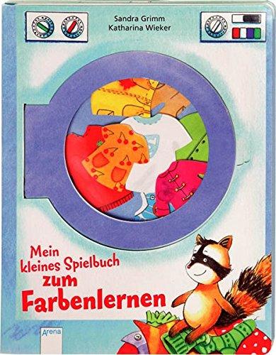 Mein kleines Spielbuch zum Farbenlernen