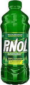 Pinol Pinol El Original Multilimpiador Desinfectante 1.65 L, color, 1.65 L, pack of/paquete de