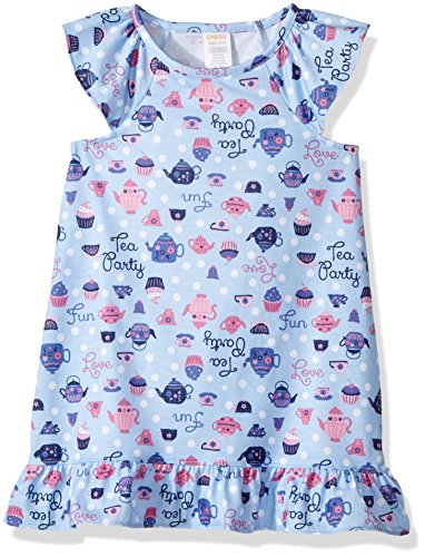 Gymboree Girls Little Tea Party Nightgown