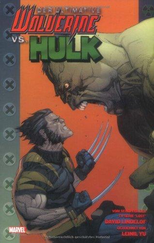 Ultimative Helden: Wolverine & Hulk