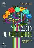 capa de Custo de Software