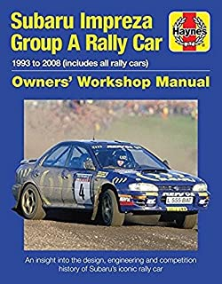 High performance subaru builders guide jeff zurschmeide subaru impreza wrc rally car owners workshop manual fandeluxe Image collections