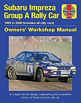 subaru impreza wrc rally car owners workshop manual andrew van rh amazon com 2008 impreza service manual 2008 subaru impreza service manual pdf