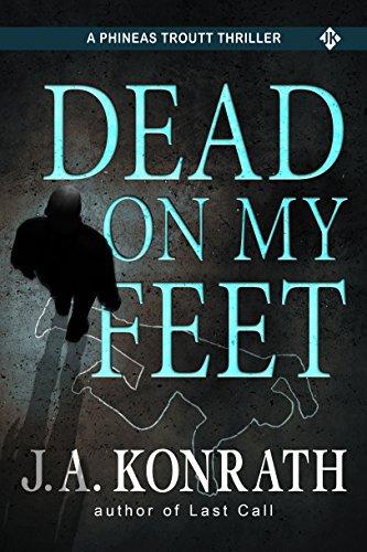 Dead My Feet Thriller Mysteries ebook