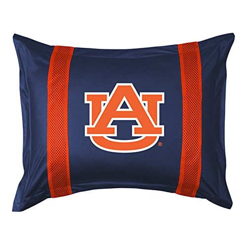 [NCAA Auburn Tigers Sideline Sham] (Auburn Tigers Bedding)