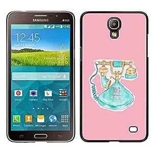Dragon Case - FOR Samsung Galaxy Mega 2 - make sure you know - Caja protectora de pl??stico duro de la cubierta Dise?¡Ào Slim Fit