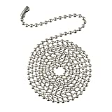 WESTINGHOUSE LIGHTING 3' Ni Beaded Chain