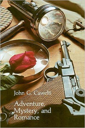 Rapidshare descargar ebook gratis Adventure, Mystery, and Romance: Formula Stories as Art and Popular Culture (Phoenix Series) PDF DJVU FB2 by John G. Cawelti