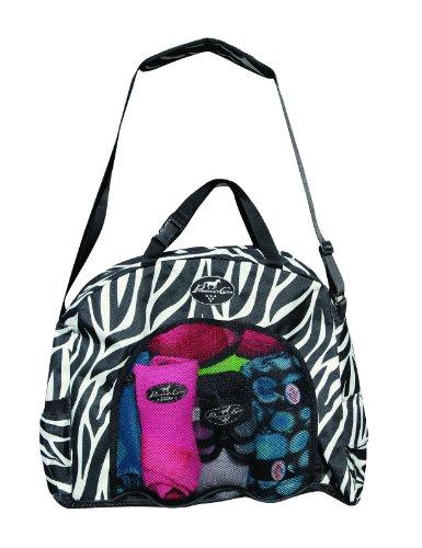 Professionals Choice Carry All Bag Zebra