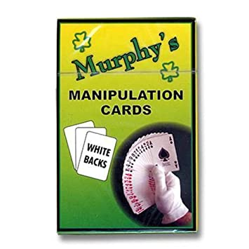 Manipulation Cards - WHITE BACKS (For Glove Workers) by Trevor ...