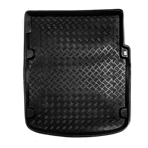 Fully Tailored PVC Boot Liner//Mat//Tray carmats4u To fit A7 Sportsback 2010 Grey Carpet Insert