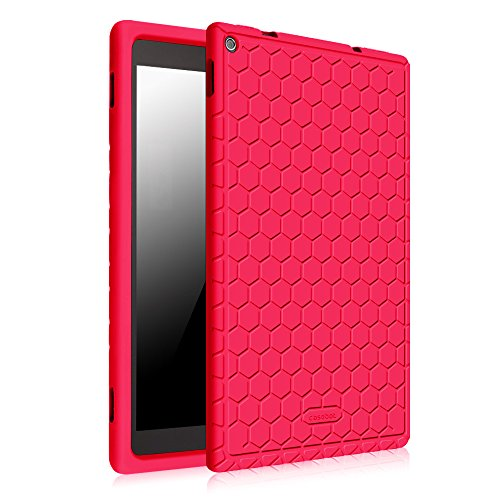 Fintie Silicone Case Fire Protective