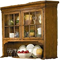 Brooks Furniture 1455H Hutch, Legacy Oak Finish