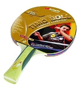 Butterfly Tischtennis-Schläger TIMO BOLL gold