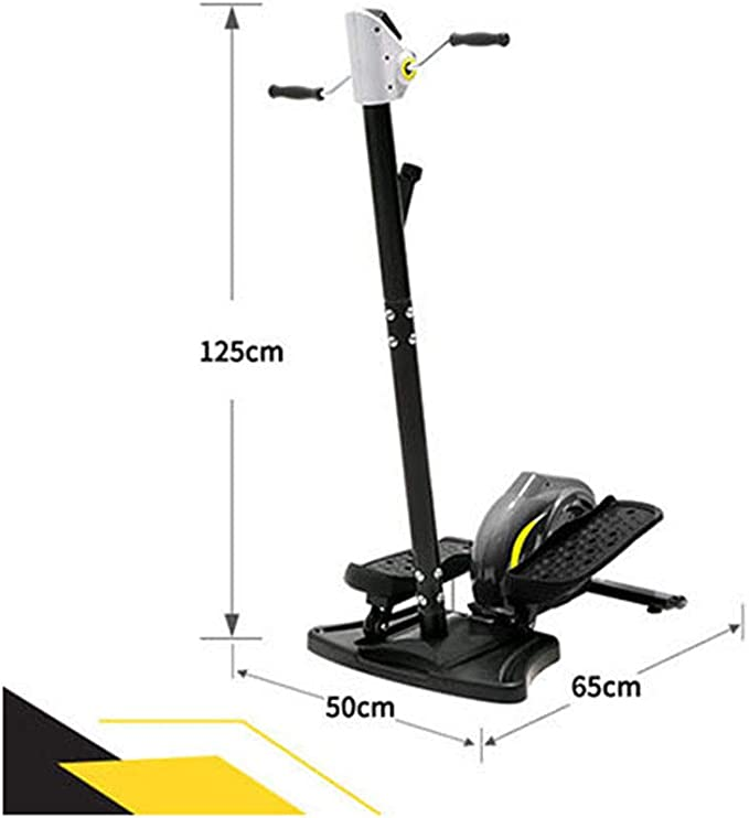 Máquinas de step Máquina Mini-elíptica para Uso doméstico Cinta de ...