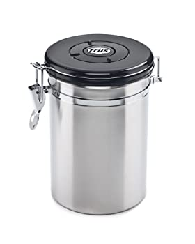 Friis 75051 Stainless Steel Coffee Vault Canister