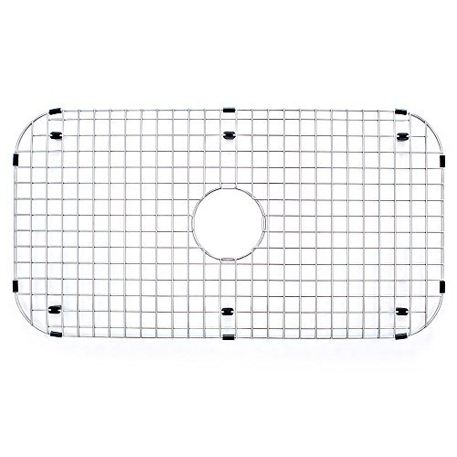 Franke USA FBG2714 Stainless Steel Custom Fit Sink Grid for FSLG804BX, FSU118 by FrankeUSA by FrankeUSA