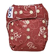 GroVia O.N.E. Reusable Baby Cloth Diaper (Tex)