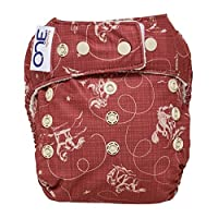 GroVia All In One Cloth Diaper - Astro - One Size - Snap