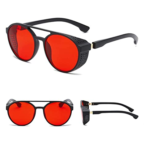 Yanhonin - Gafas de sol para hombre, UV400, protección ...