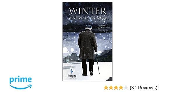 Amazon com: Winter (9781609452957): Christopher Nicholson: Books