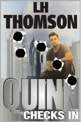 Free Hard-Boiled Mystery! LH Thomson's Quinn Checks In (Liam Quinn Mysteries #1)  **Plus Today's Kindle Daily Deals