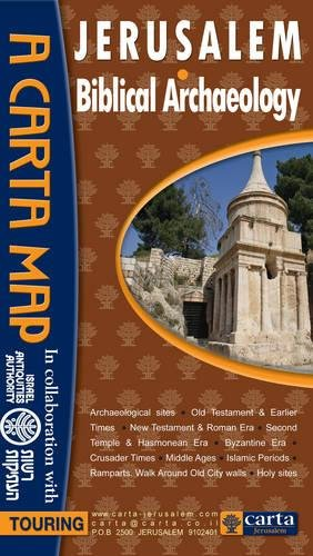 Download Jerusalem: Biblical Archaeology pdf
