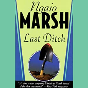 Last Ditch Audiobook