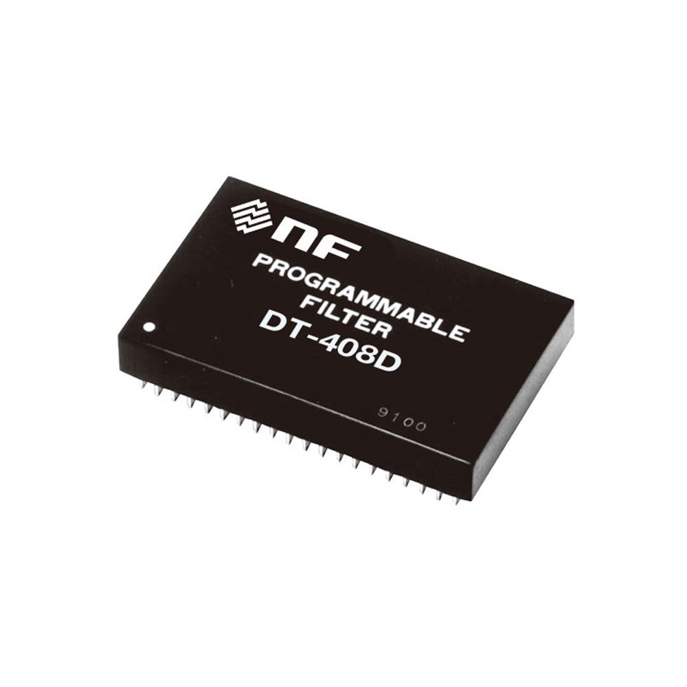 NF Corp. Programmable Filter Max.159kHz , DT-408D by NF