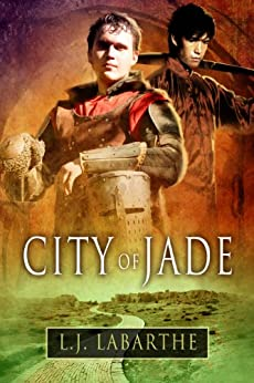 City of Jade by [LaBarthe, L.J.]
