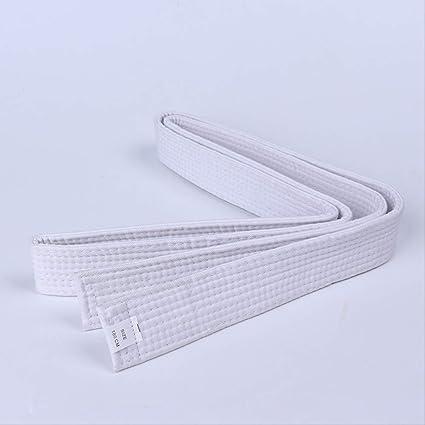 dettagliare selezione straordinaria top design 240-280cm * 4cm Cintura Professionale in Cotone Taekwondo Karate ...