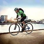 GARDOM-Bicicletta-Borsa-da-Sella-ImpermeabileBorsa-da-Sella-Sportiva-Leggero-Borsa-portaoggetti-per-MBT-o-Bici-Ciclismo-10L-Nero