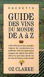 Guide des vins du monde de A à Z