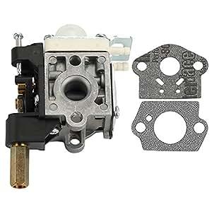 Hilom RB-K70A Carburador para ECHO GT230 GT231 PAS230 PAS231 PE230 PE231 PPT230 PPT231 SRM230 SRM231 Cortador de Escobillas A021000721 A021000722