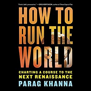How to Run the World Hörbuch