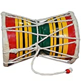 DOBANI Damru Damroo Drum Handmade indian Damaru