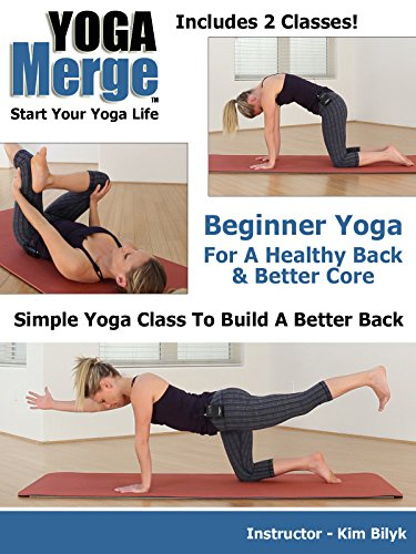 VHS : Beginner Yoga For A Healthy Back & Better Core