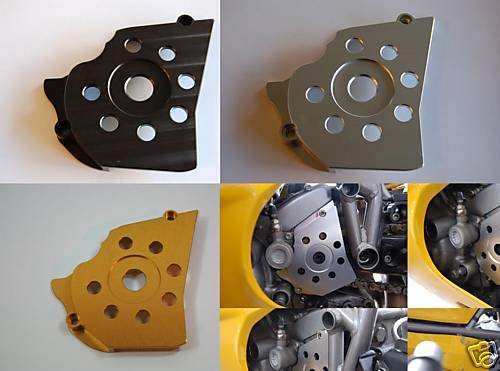 Ducati Sprocket Cover 748 749 848 998 999 1098 Most Monster Series (will not fit Monster 696 796 1100 821 1200)
