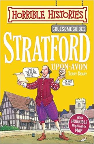 Book Gruesome Guides: Stratford-upon-Avon (Horrible Histories)