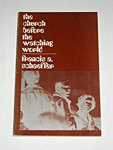 Paperback Church Before the Watching World Book