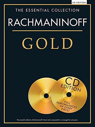 Rachmaninoff Gold - The Essential Collection: The Gold Series Book/2-CD Pack