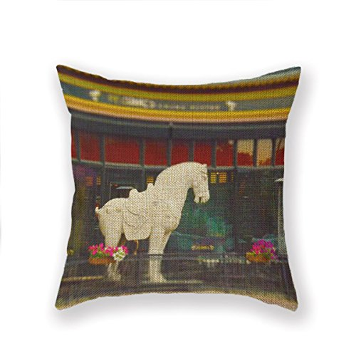 customized-standard-new-arrival-pillowcase-miniature-country-club-plaza-horse-kansas-city-throw-pill
