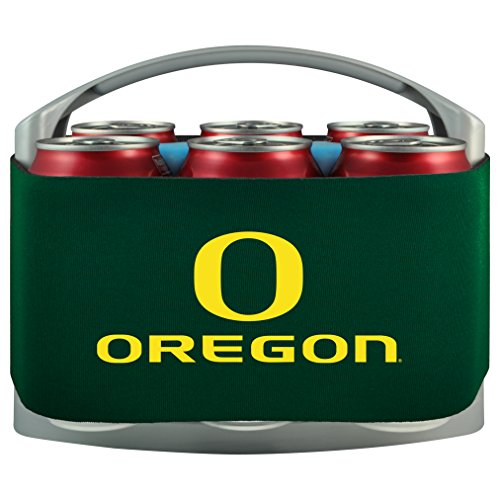 NCAA Oregon Ducks Cool Six Cooler (Oregon Ducks Tailgate Cooler)