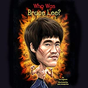 Who Was Bruce Lee? Audiobook
